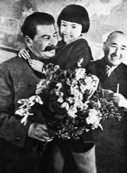 Спасибо товарищу Сталину за наше счастливое детство!1
