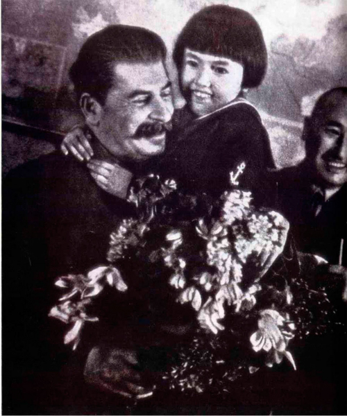 Спасибо товарищу Сталину за наше счастливое детство!0