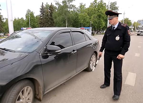 Photo of C 1 января 2020 года для российских водителей введут новые штрафы