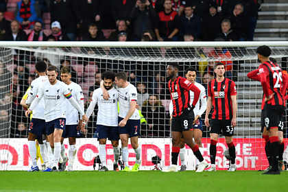 Photo of «Ливерпуль» выиграл седьмой матч подряд в АПЛ