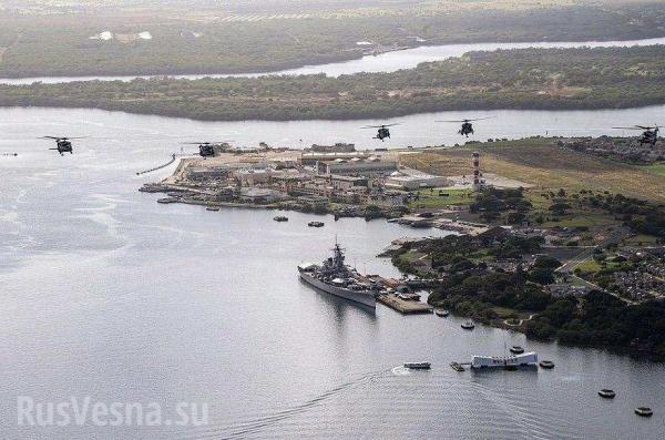 Photo of Матрос устроил стрельбу на базе ВМС США Перл-Харбор: есть жертвы