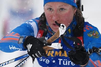 Photo of Сменившая гражданство биатлонистка указала на бесправность спортсменов в России