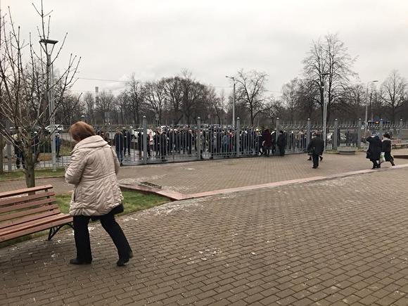 Photo of В Москве и Петербурге идет массовая эвакуация в судах из-за сообщений о бомбах
