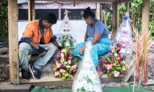 Photo of В Самоа более 50 детей умерли из-за масштабной эпидемии кори. Младенцев не прививали