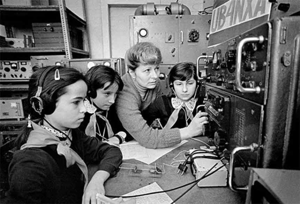 Photo of Радиолюбительство в СССР