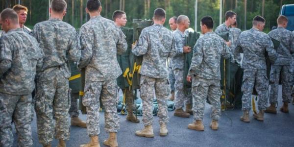 Photo of Солдат НАТО устроил дебош в эстонском спа-центре