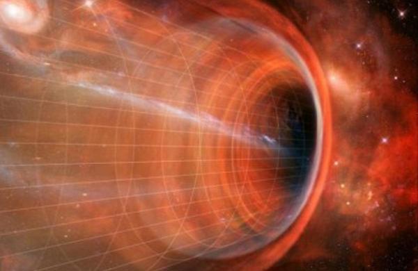 Photo of Черная дыра в центре нашей галактики превращает звезды во что-то странное