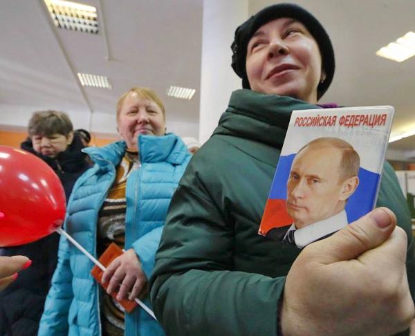 Photo of Голосование по Конституции станет праздником
