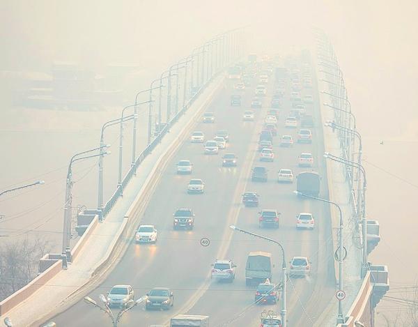 Photo of Неужели экологическая катастрофа в Красноярске волнует только Шнурова?