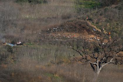 Photo of Оценена безопасность вертолета Коби Брайанта