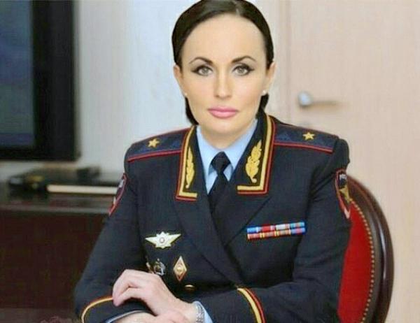 Photo of Официальный представитель МВД Ирина Волк стала генералом