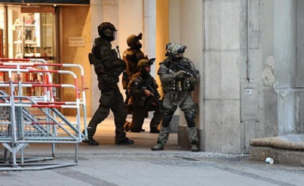 Photo of В столице Германии произошла стрельба, есть погибшие и раненые