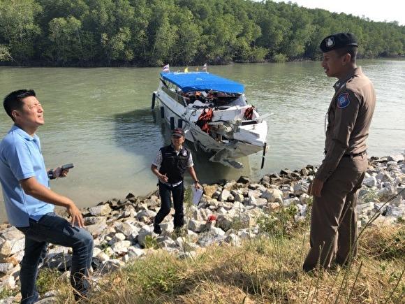 Photo of В Таиланде столкнулись два катера. Пострадали более 20 туристов из России, двое погибли
