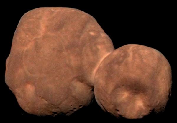Photo of Зонд New Horizons позволил уточнить гипотезу формирования планет