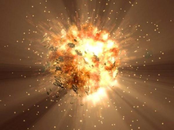 Photo of В космосе зафиксирован самый мощный взрыв со времен Большого взрыва