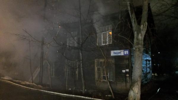 Photo of В результате пожара в Екатеринбурге погибли семь человек и одну женщину спасают медики