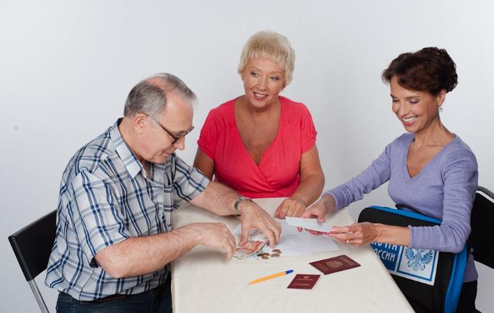 Photo of Как будут осуществляться пенсионные выплаты пенсионерам во время карантина?