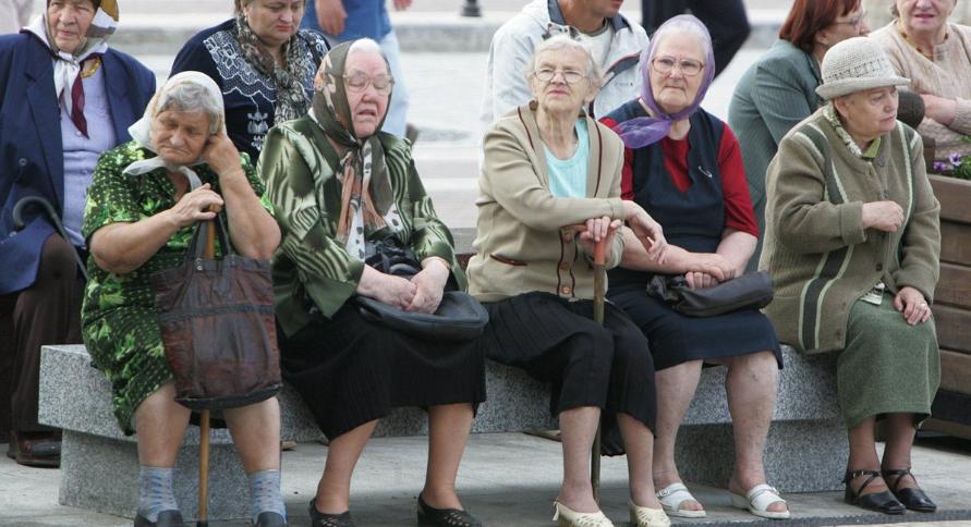 Пенсионный возраст в РФ сегодня