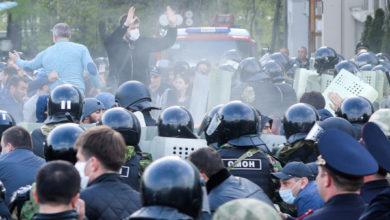 Photo of СКР возбудил дела о нападении на 13 сотрудников МВД во время митинга во Владикавказе