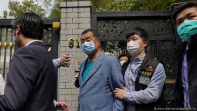 Photo of США осудили задержания активистов протестного движения в Гонконге