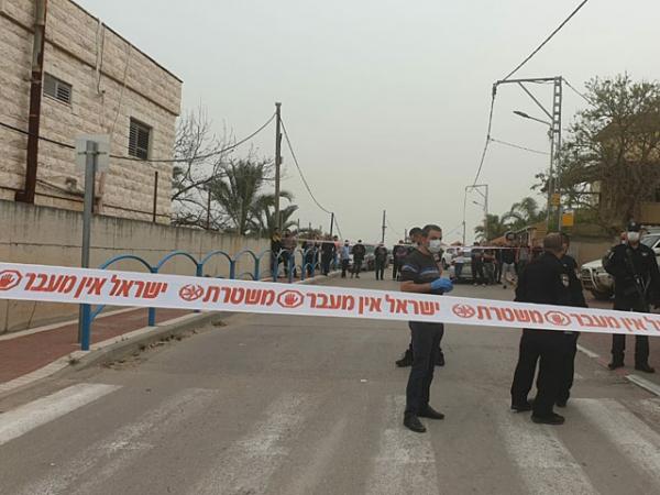 Photo of В Израильском Кафр-Кара убит мужчина, еще один ранен