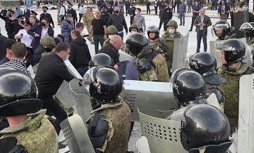 Photo of Более 20 участников митинга во Владикавказе стали фигурантами уголовных дел