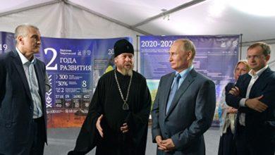 Photo of «Духовник Путина» рассказал о взломе его почты и шантаже на 10 млн рублей