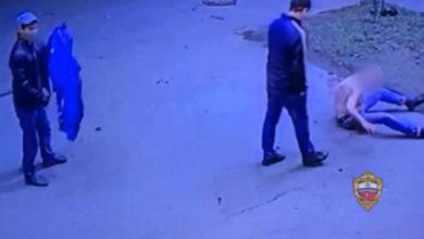 Photo of Грабители раздели мужчину на пороге московского магазина