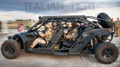 Photo of Итальянские десантники получили лёгкие высокопроходимые багги