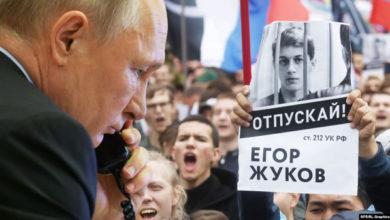 Photo of Ноу-хау Путина – уголовный капкан для оппозиции