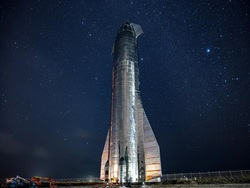 Photo of Очередной корабль Starship Илона Маска взорвался