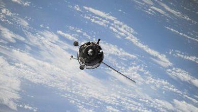 Photo of Российский бак взорвался в космосе