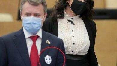 Photo of В Госдуме сообщили об использовании специального значка для «отпугивания» вируса