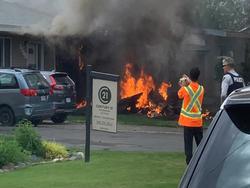 Photo of В Канаде разбился самолет ВВС