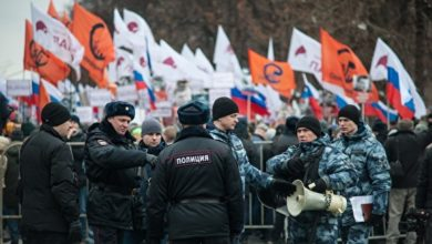 Photo of Конституционный суд: митинги должны проходить только в гайд-парках