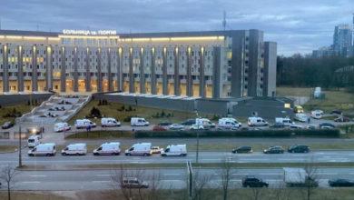 Photo of Новая газета сообщила про «очереди из скорых» у больниц Петербурга