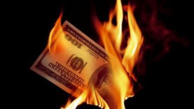 Photo of США сами роют яму доллару