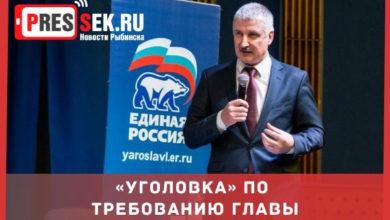 Photo of В Рыбинске избили сына главы города Добрякова