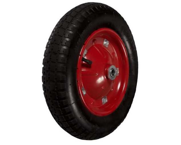 Надувные колеса для тачек