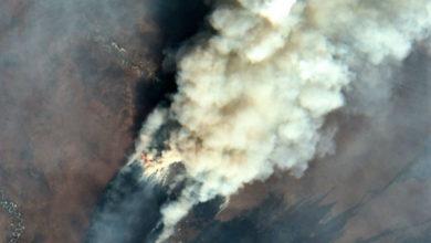 Photo of Площадь сгоревшего леса в Сибири сравнялась с территорией Австрии