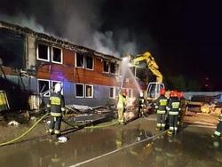 Photo of Поляки подожгли хостел с украинцами