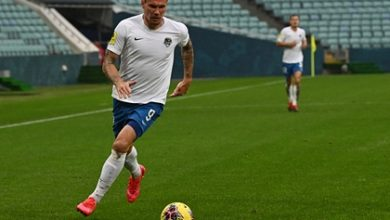 Photo of Российский футболист отреагировал на критику за разгром команды «школьников»