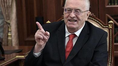 Photo of Жириновский возмутился, что на Фургала надели наручники